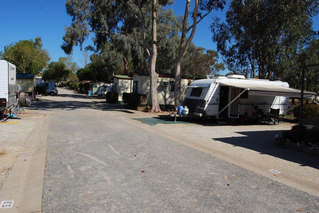 All Seasons Caravan Park, Albury