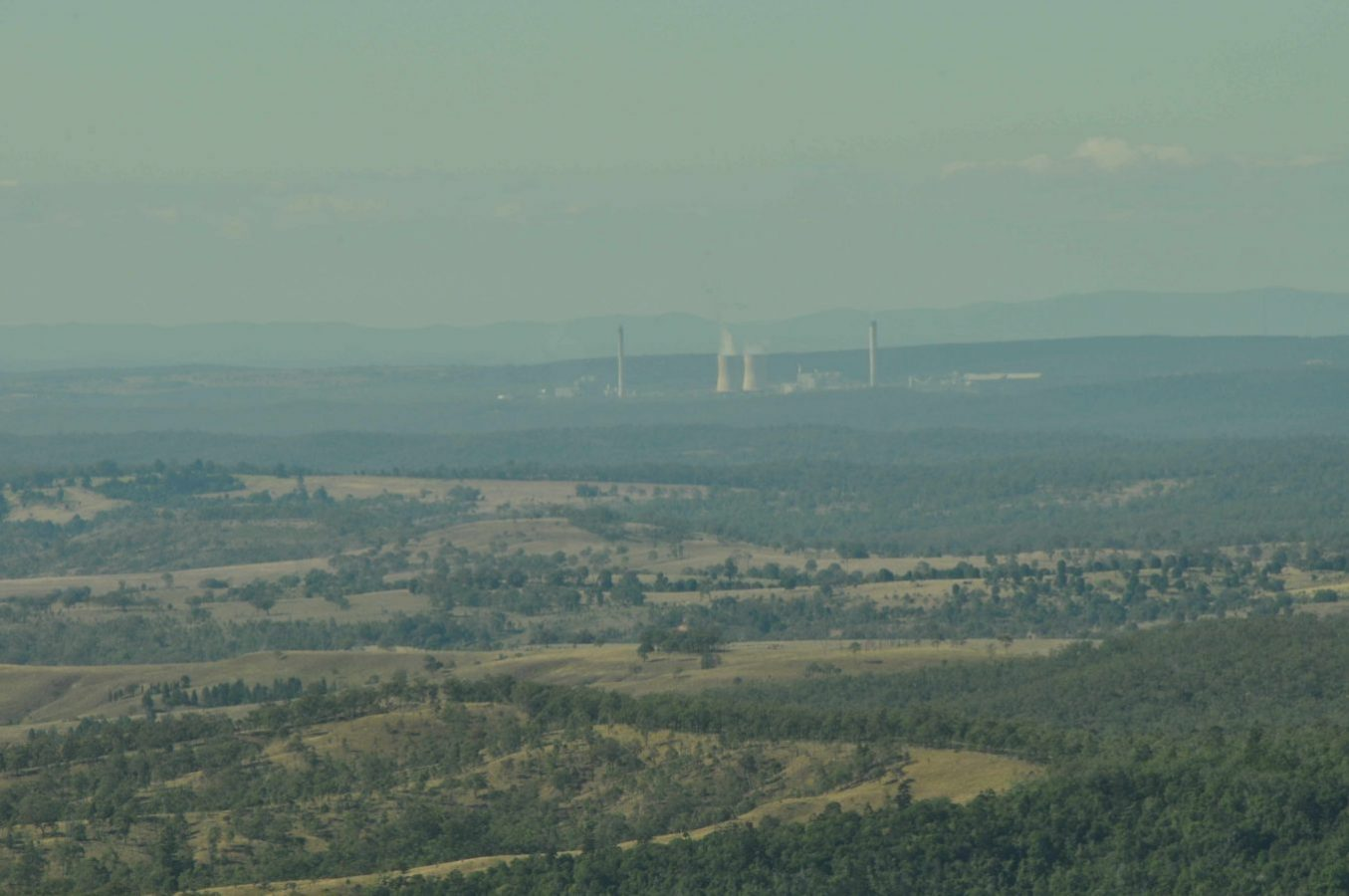 Pine Gorge Lookout Bunya Mts- 003 - 2014-07-03-20h59m26s