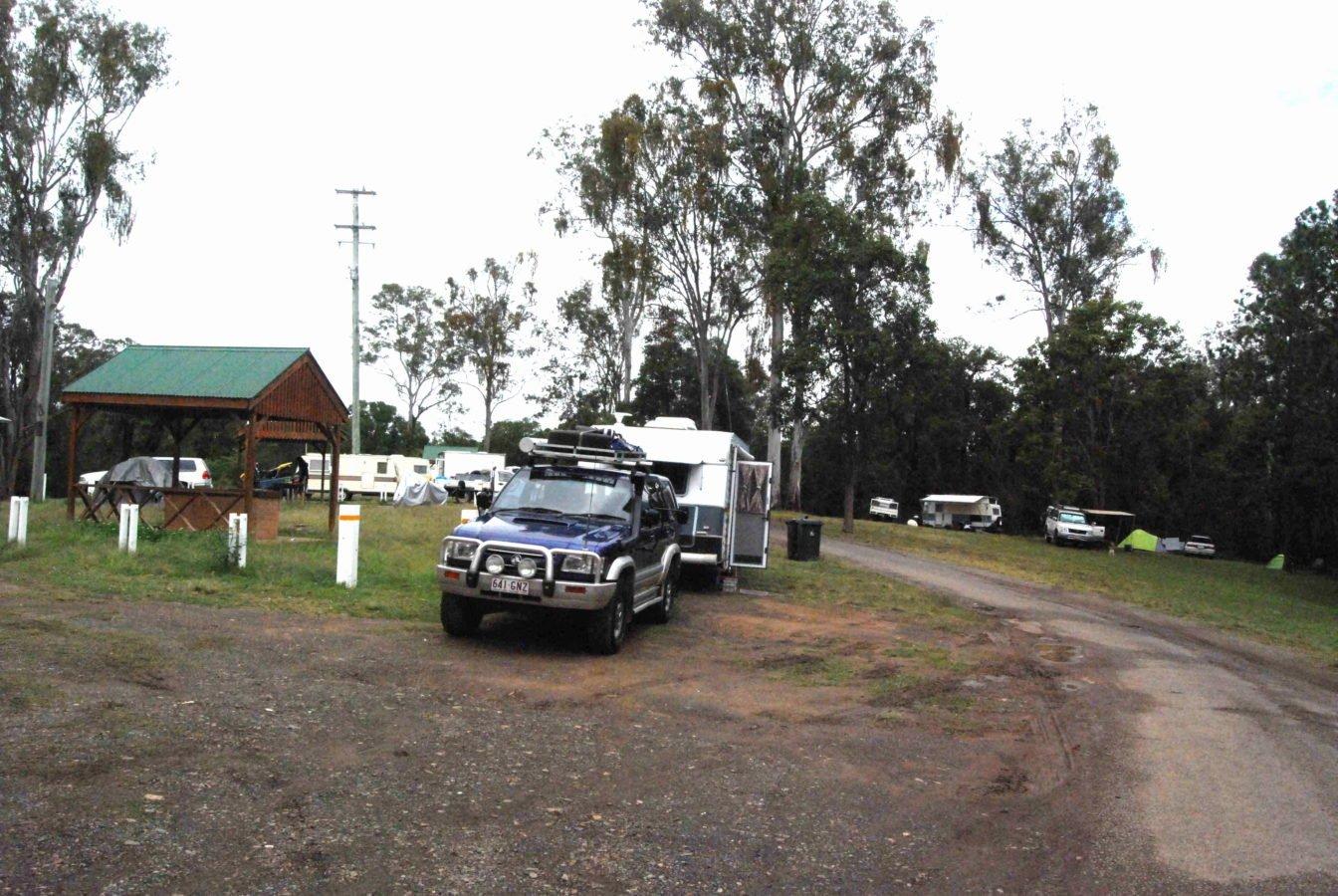 Six Mile Creek Rest Area Gympie 1