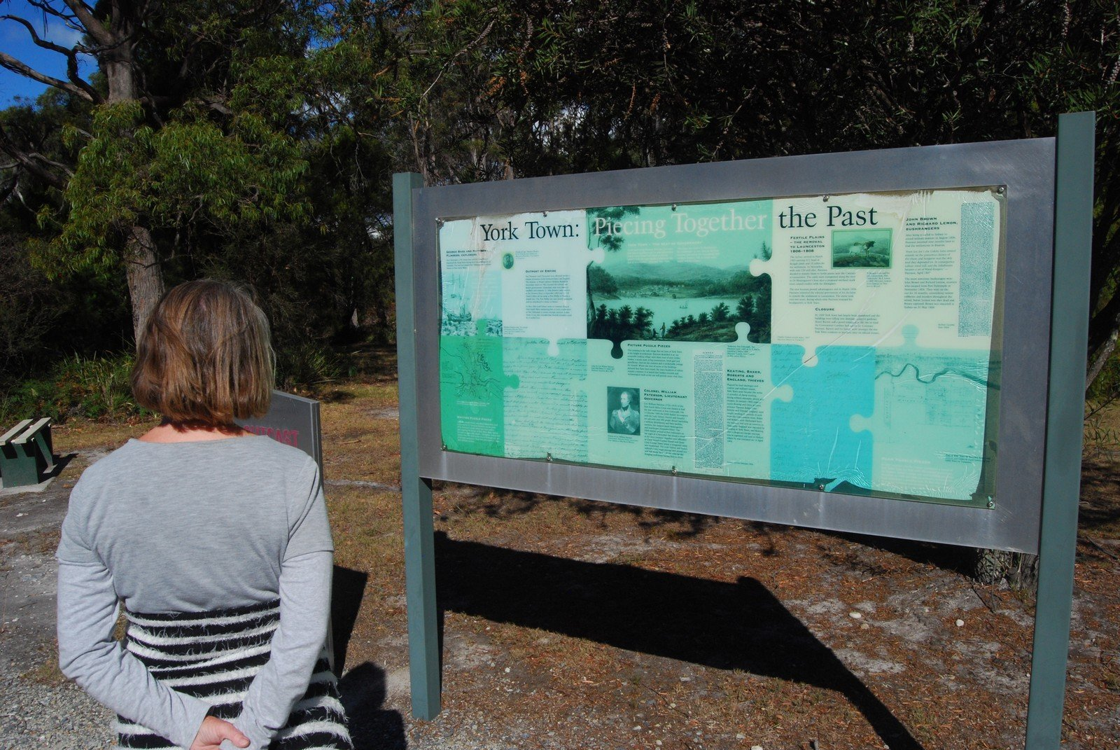 Old York Town – Could have been Tasmania's Capital