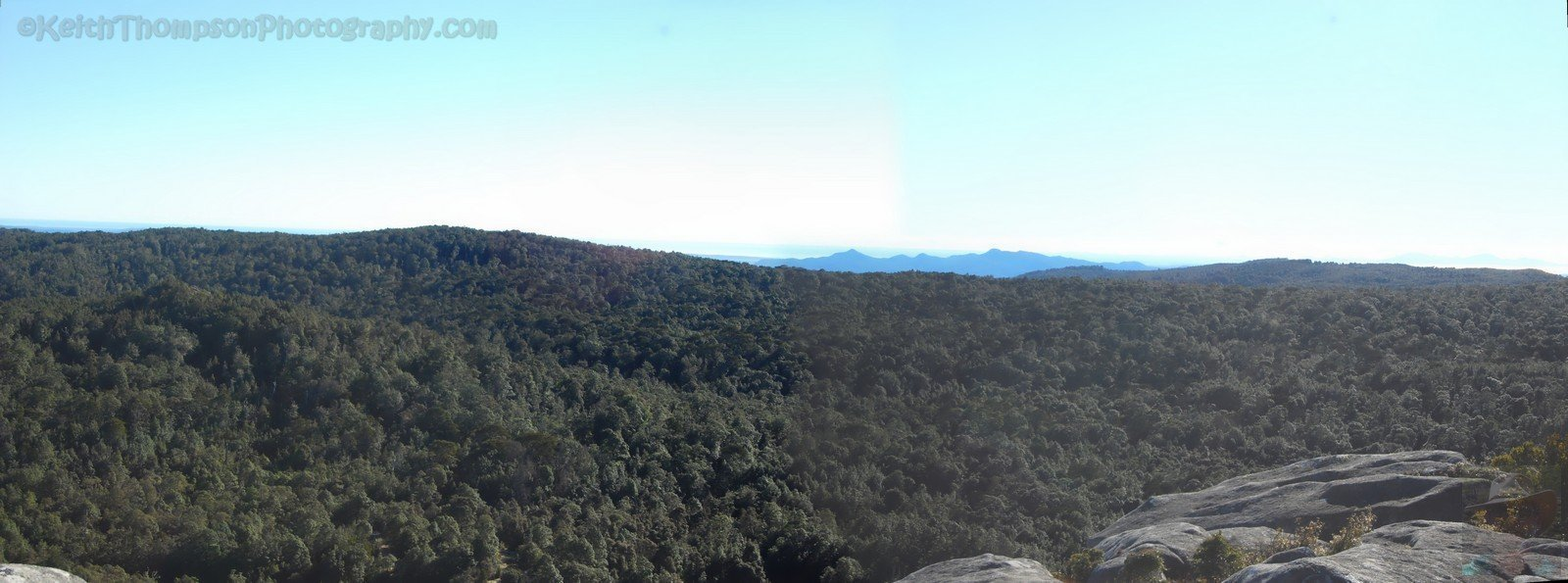 North Eastern View Mount Michael