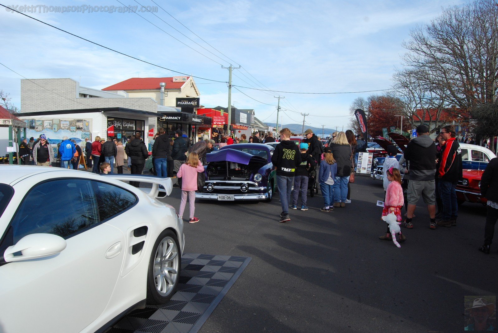 St. Marys Car and Bike Show 2019