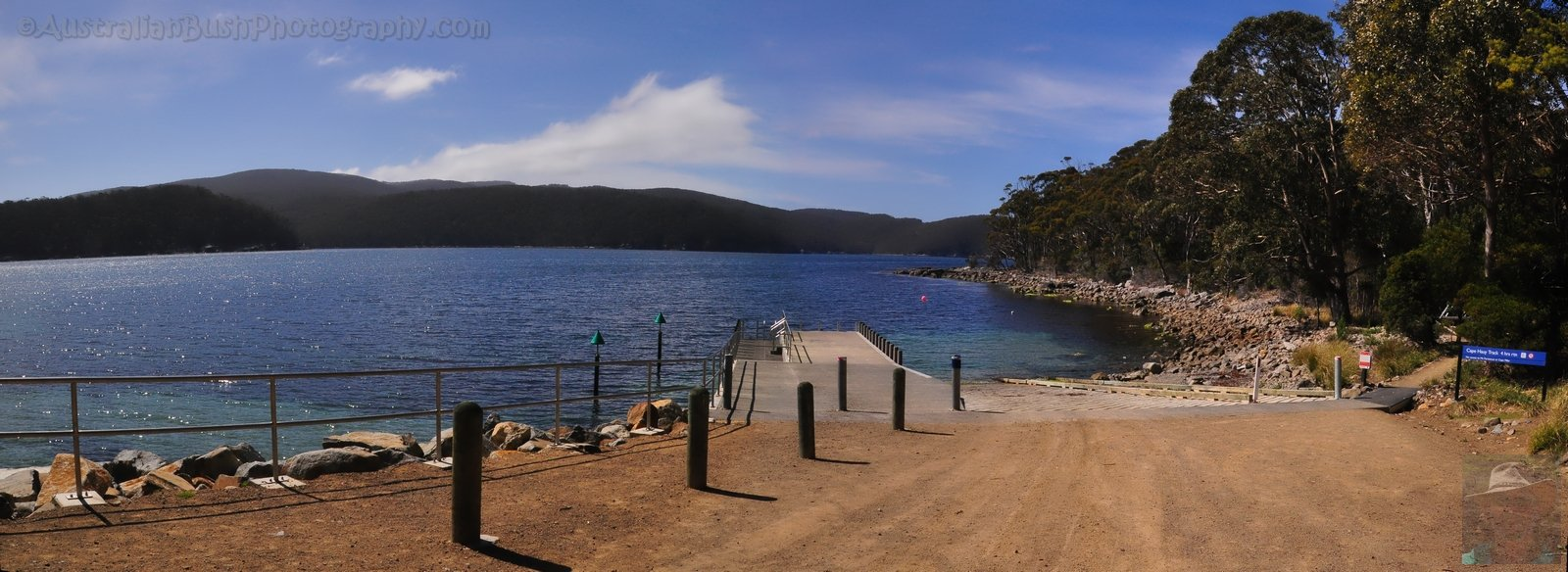 Fortescue Bay Boat Ramp