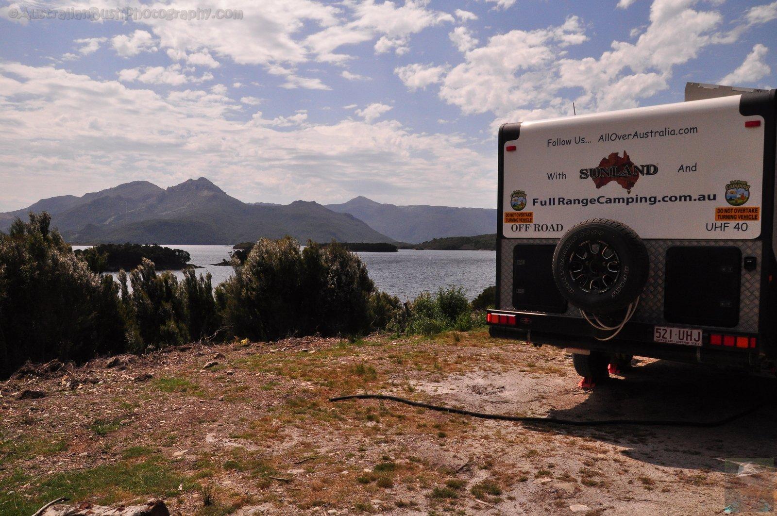 Lakeside Camping Lake Burbury