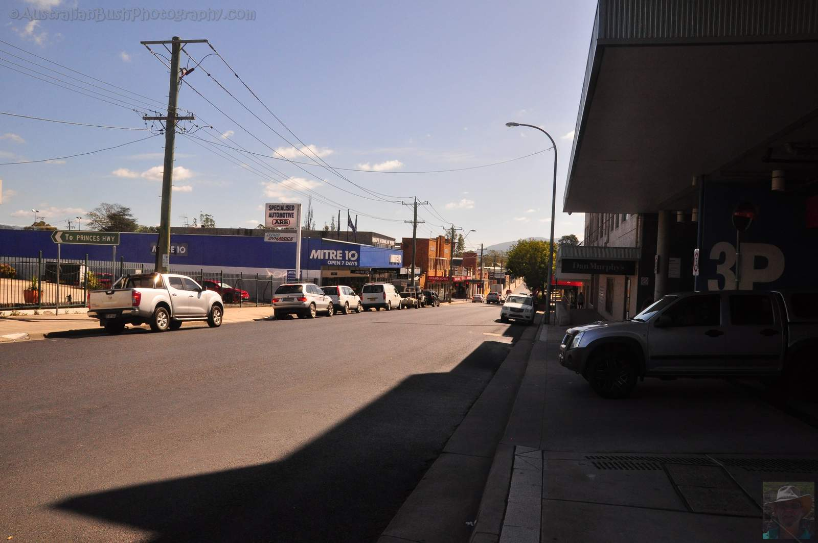 Bega – The Town