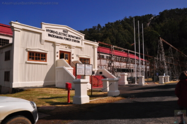 Waddamanna Power Station Museum