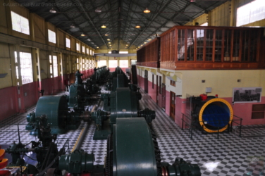 The Turbine Room